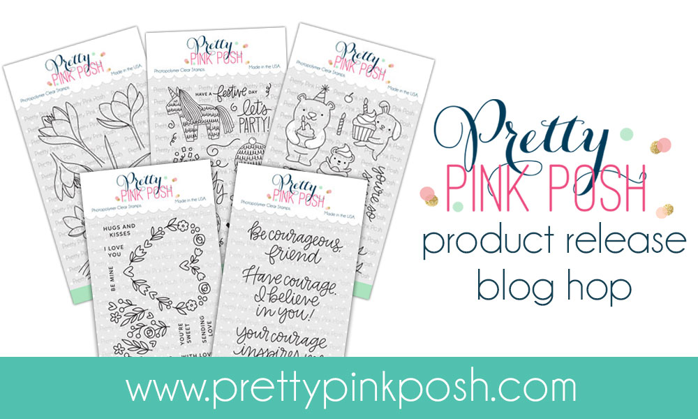 Pretty Pink Posh 5th Birthday Hop