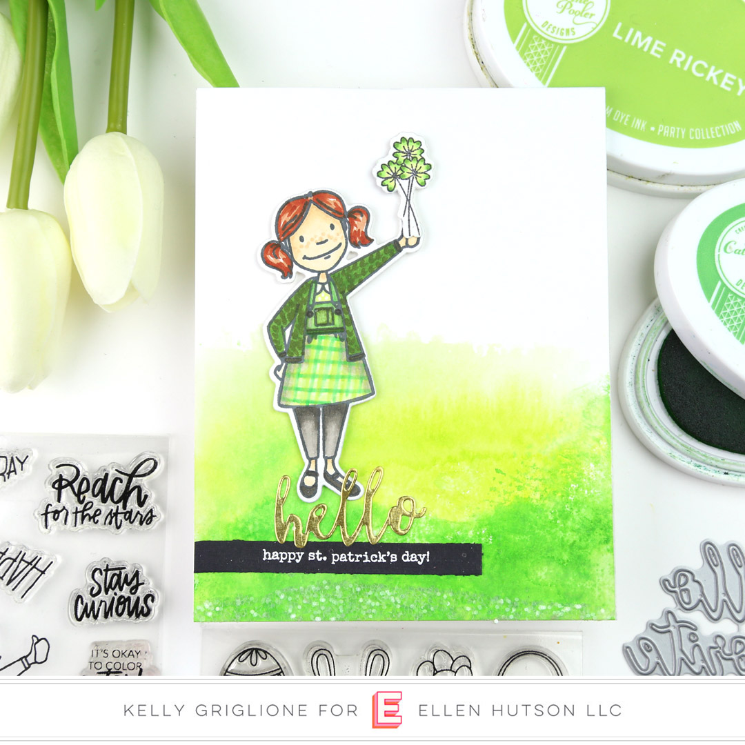 5 Ways To Use Essentials by Ellen Bear Ware 3 - pair with smal scale sets