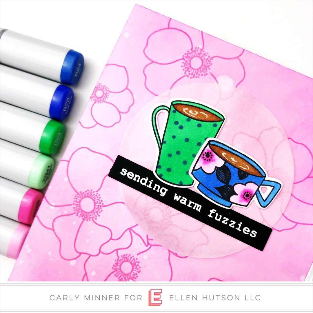 Essentials by Ellen A Breve Note card by Carly Tee Minner