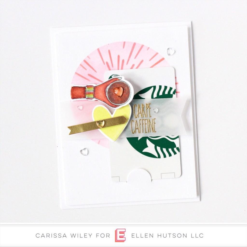 Essentials by Ellen Handful card by Carissa Wiley