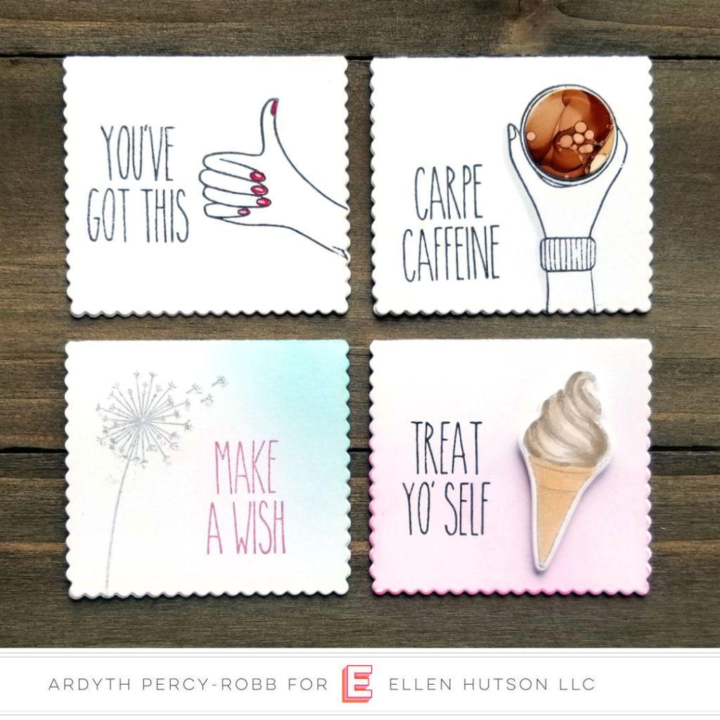 Essentials by Ellen Handful cards by Ardyth Percy-Robb