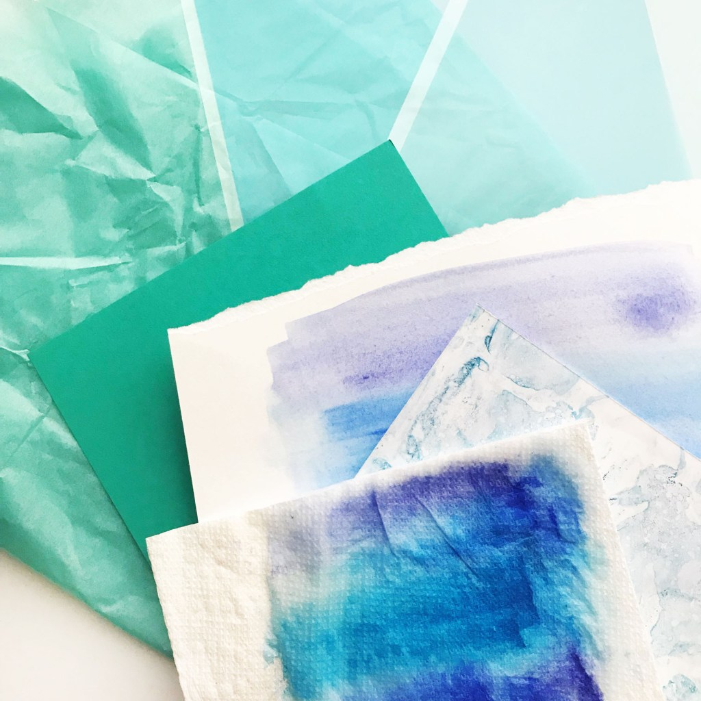 6 Ways To Make Waves For Handmade Cards