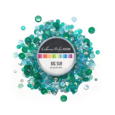 Big Sur, Catherine Pooler Sequins - 819447024957
