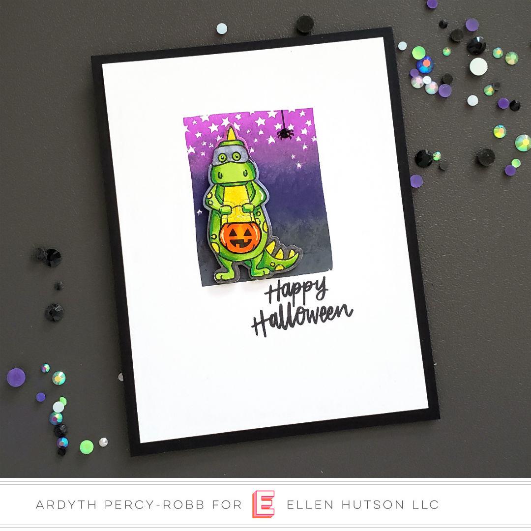 Essentials by Ellen Dinomite Halloween by Ardyth Percy-Robb