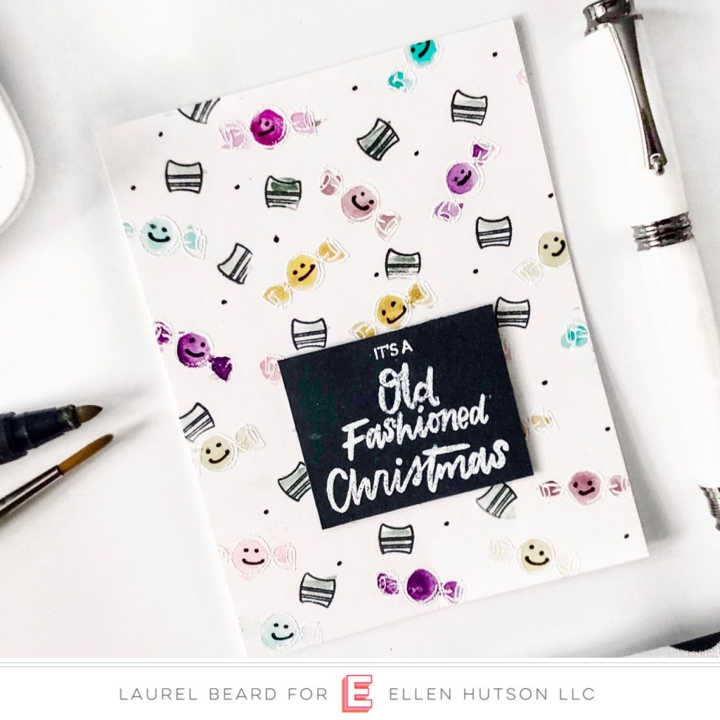 Essentials by Ellen Hard Candy Christmas by Laurel Beard