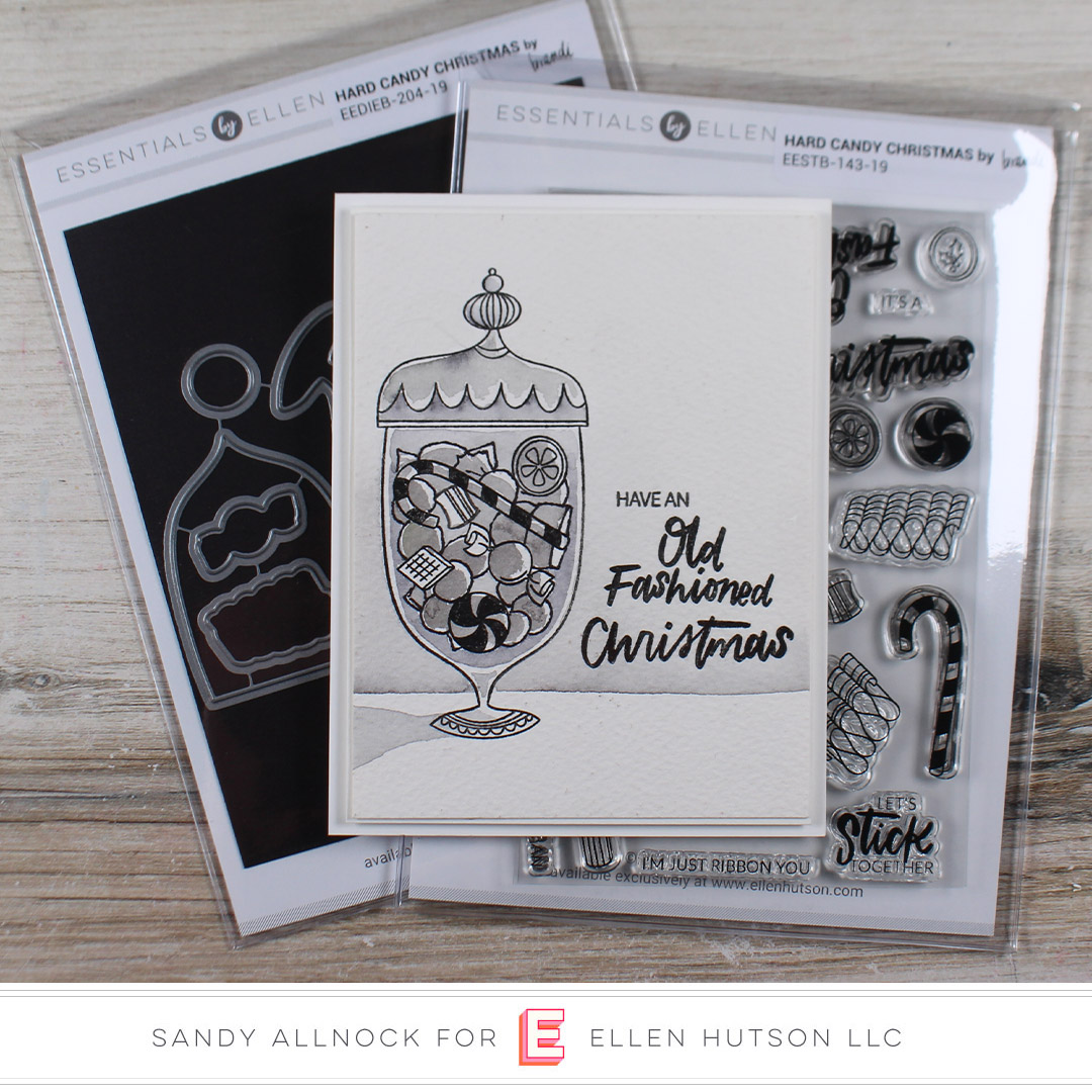 Essentials by Ellen Hard Candy Christmas by Sandy Allnock