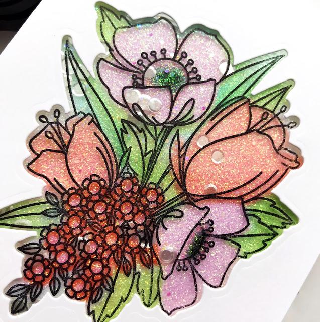 21 Floral Card Ideas Using Essentials by Ellen