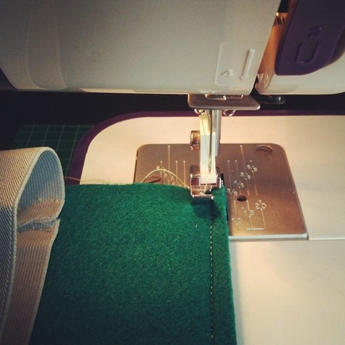 14. Intenta fabricar tu propia ropa