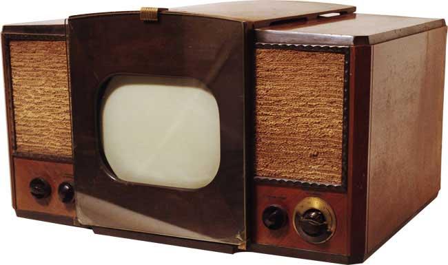 Televisor de antes:
