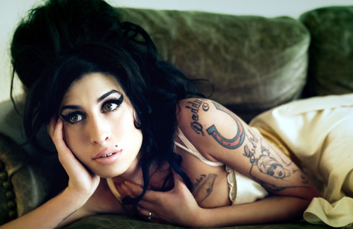 3. Amy Winehouse