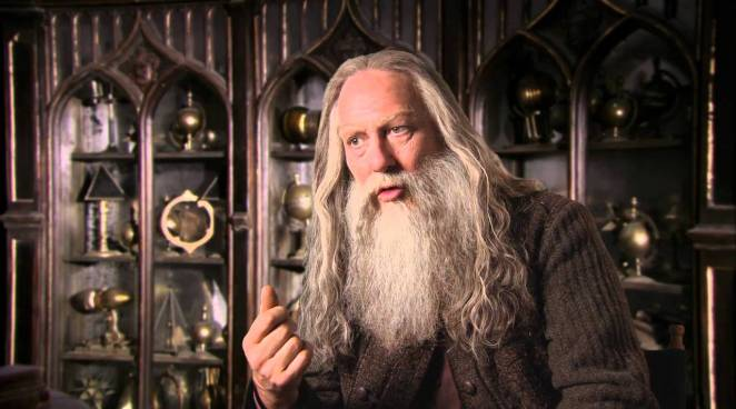 """4. El hermano de Dumbledore fue arrestado por """"zoofilia"""""""