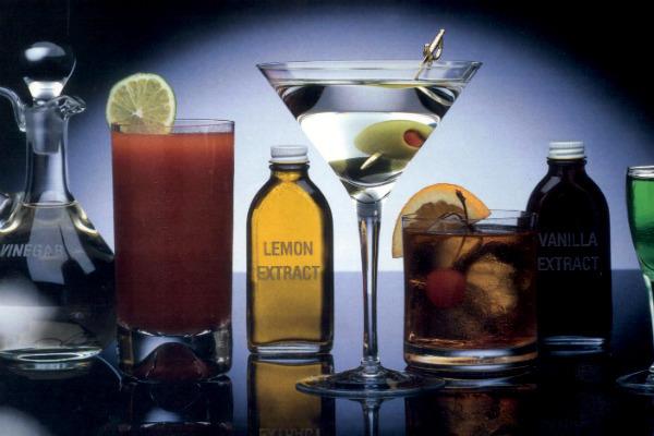 8. Alcohol sintético