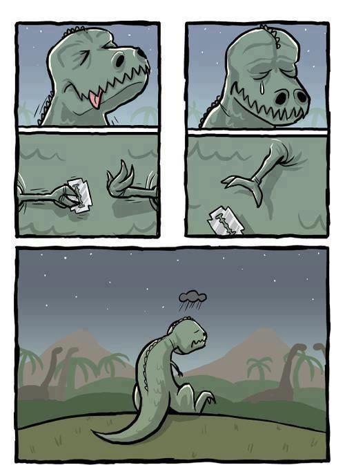 4. Seguimos con el t-rex