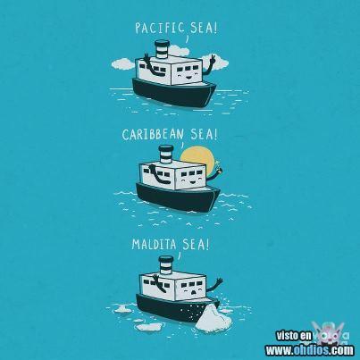 9. El Titanic