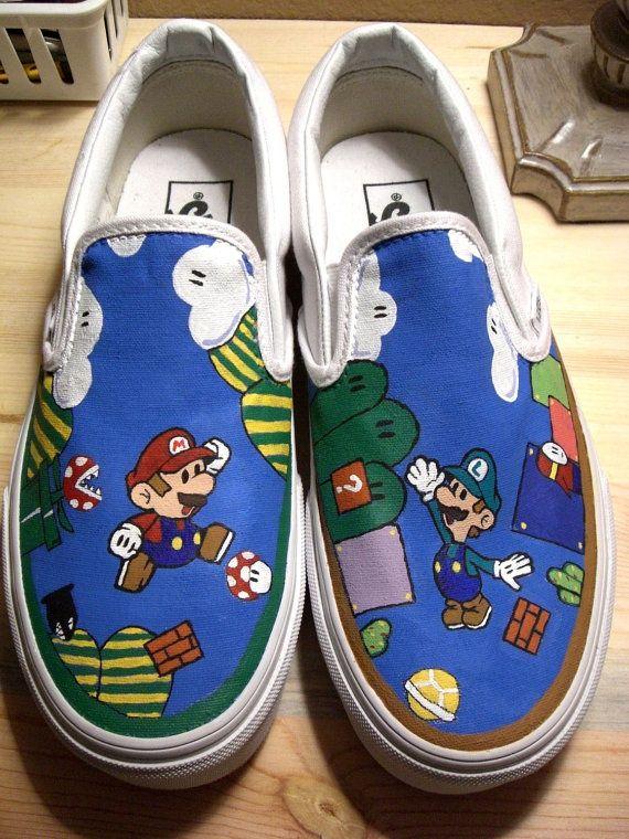 23. Y de los videojuegos: Mario Bros.