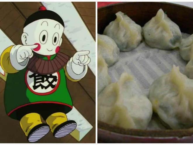 9. Chaoz=jiaozi (una comida típica japonesa).