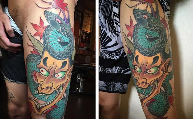El Problema De Los Tatuajes Watercolor Por Qué Tu Tatuador Podría