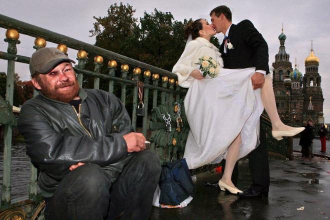 7. Que linda la idea del vagabundo, romántico.