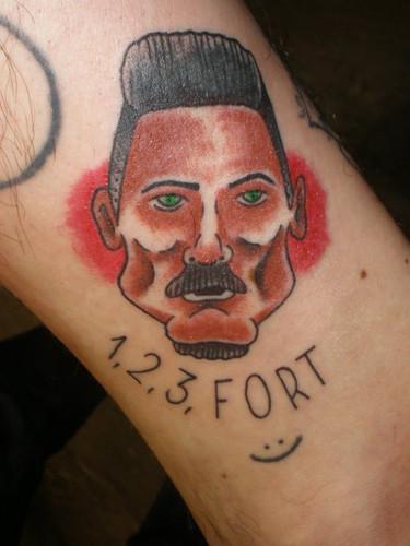 7. Ricky Fort QEPD