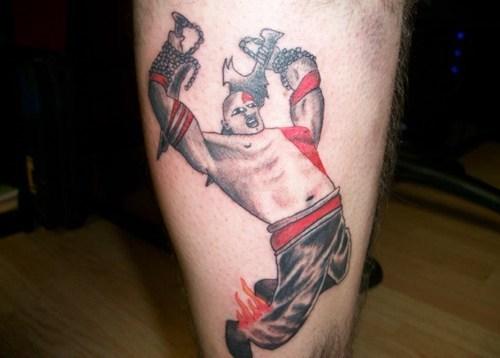 15. Kratos eres tú?