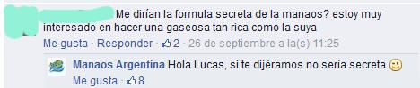 12. Fórmula secreta