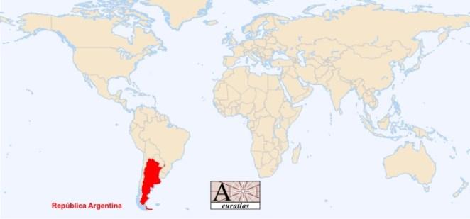 7. Argentina es el país más grande de hispanoamérica y el 8° más grande del mundo si no se tiene en cuenta los territorios en conflicto.