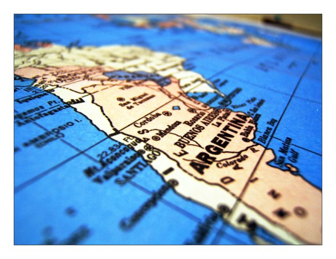 9. De hecho, la superficie de Argentina permitiría contener en su territorio a España, Portugal, Francia, Italia, Bélgica, Holanda, Gran Bretaña, Suecia, Noruega, Dinamarca, Austria y Hungría y aún así sobraría espacio.