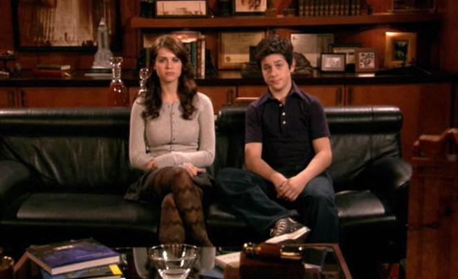 12. Las escenas en donde vemos a los hijos de Ted fueron filmadas durante la primera temporada