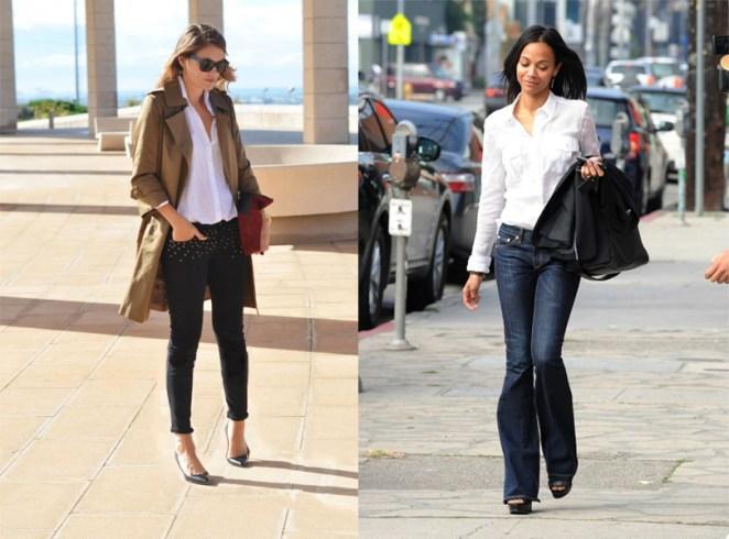 Si tenés una entrevista, una reunión o tenés que ir a la oficina y no sabés que ponerte... una camisa blanca está siempre bien.