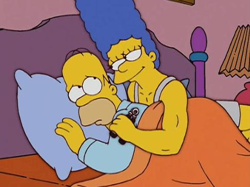 La persona que tenga la oportunidad de salir con esta adorable chica, seguramente comprenda lo que sintió Homero