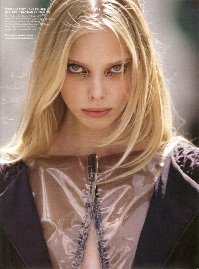 2. Tanya Dziahileva