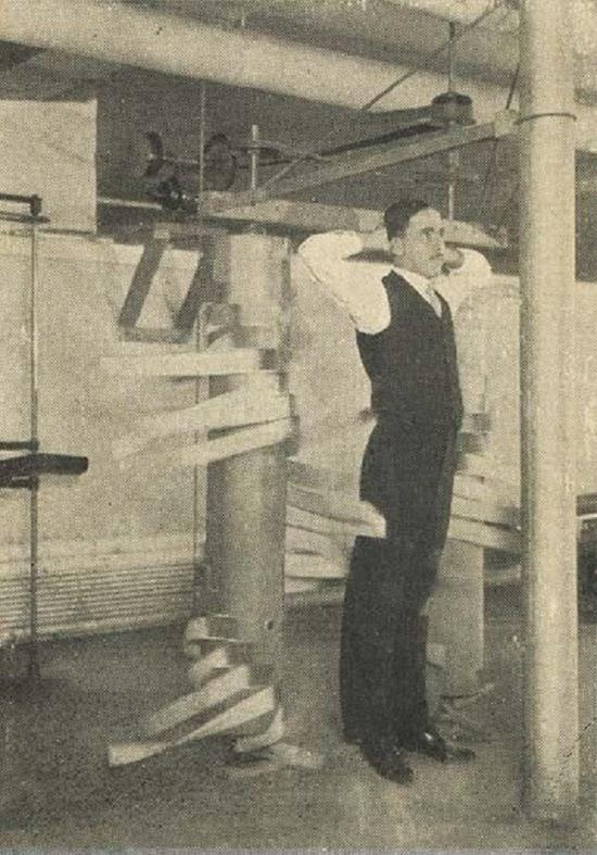 13. Máquina de masajes