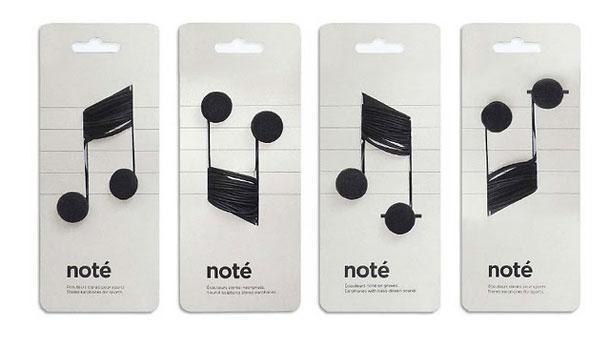 12. Packaging de auriculares