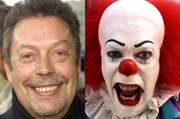 2. Tim Curry - Pennywise