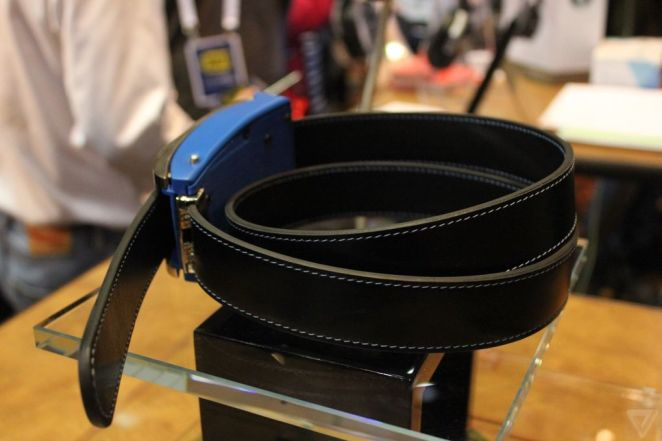 6. Un cinturón que se adapta a los cambios de tu cintura