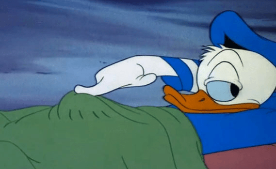 4. El pato Donald