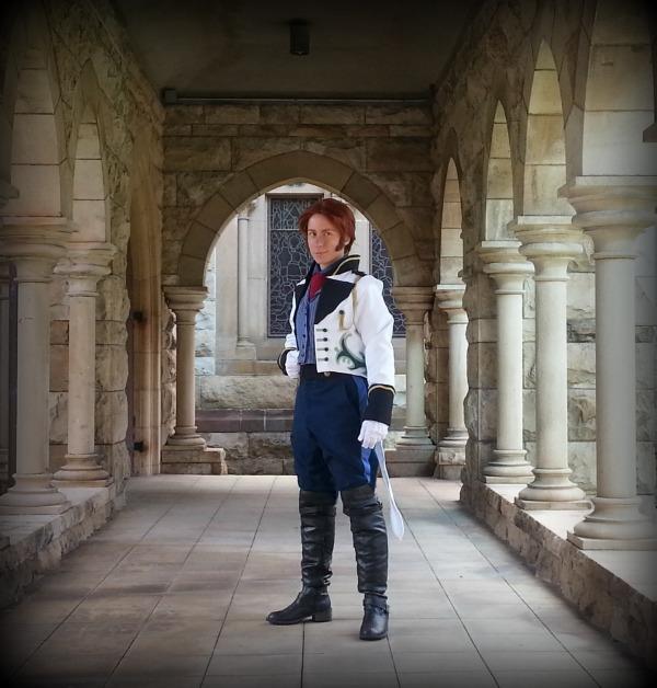 7. Príncipe Hans de Frozen