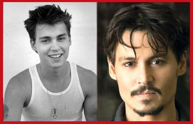 40. Johnny Depp