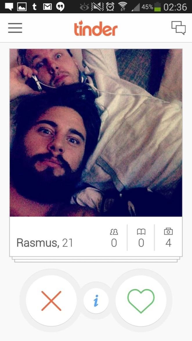 2. Rasmus, 21.
