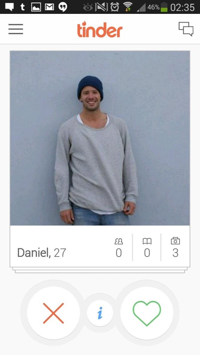 3. Daniel, 27.