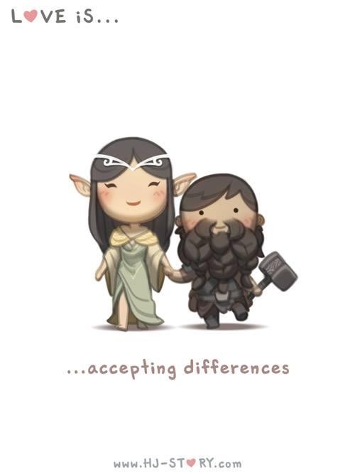 19. Aceptar las diferencias
