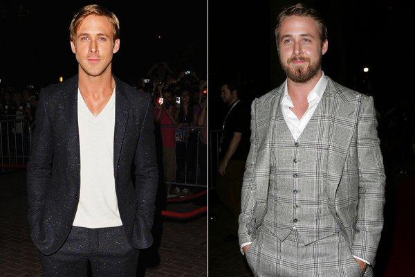 10. Ryan Gosling engordó 20 kilos para The Lovely Bones pero fue despedido un día antes del rodaje por su sobrepeso