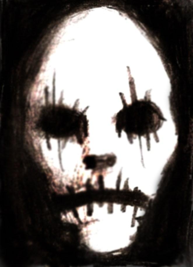 6. El hombre sin ojos.