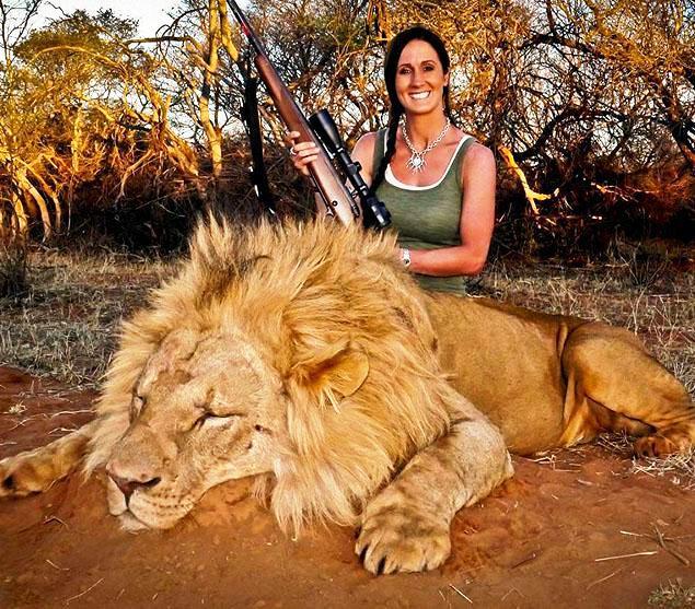 A pesar de que cazar leones no es ilegal en Sudáfrica...