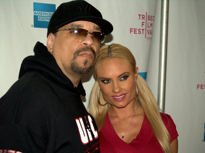 9. Se fue de gira con Ice-T, el rapero, y ahí es cuando empezó a hacerse más conocido en Estados Unidos.