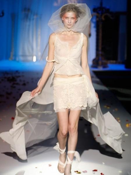 3. La novia zombie.