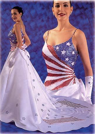 11. Innecesariamente patriótica.