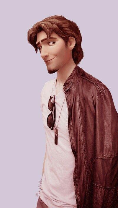2. Flynn Rider de Enredados.