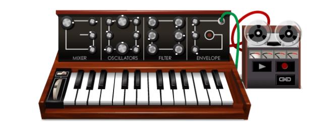 5. Robert Moog