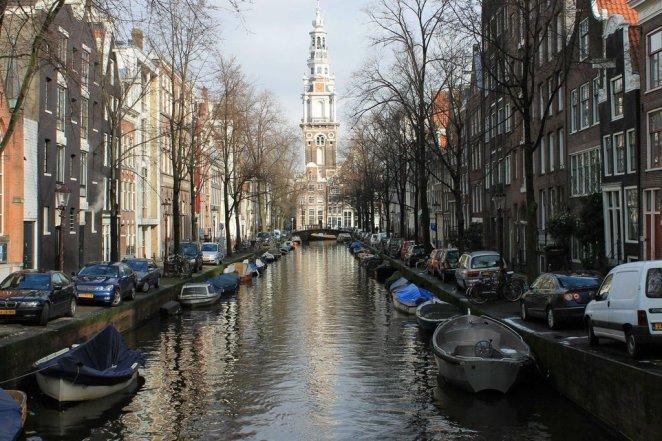 5. Amsterdam, Países Bajos.